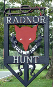 Radnor Hunt Sideways