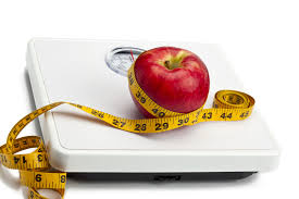 dieting scale